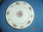 Click here to enlarge image and see more about item 8769: Rose of Lamberton Bread and Butter Plates
