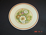 Click here to enlarge image and see more about item 1803: Lenox Temperware Magic Garden Dinner Plates