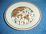 Lenox Temperware Woodspice Bread/Butter Plates