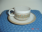 Midwinter Wedgwood Braid Cups and Saucers