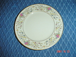 Click here to enlarge image and see more about item 8088: Lamberton Ivory Dorthea Bread and Butter Plates