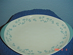 Royal Doulton April Showers Small Platter