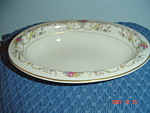 Click here to enlarge image and see more about item 8091: Lamberton Ivory Dorthea Serving Bowl