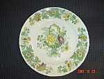 Click here to enlarge image and see more about item 8770: Masons Strathmore Green Salad Plates