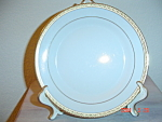 Click here to enlarge image and see more about item 1951: Sango Elegance Salad Plates