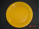 Click here to enlarge image and see more about item 1956: Franciscan Tangerine Dinner Plates