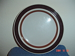 Click here to enlarge image and see more about item 2001: Arabia Rosemarin Bread and Butter Plates