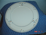 Click here to enlarge image and see more about item 2121: Princess House Heritage Blossom Salad Plates