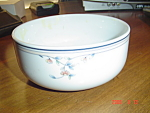 Click here to enlarge image and see more about item 2123: Princess House Heritage Blossom Cereal Bowls