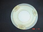 Click here to enlarge image and see more about item 222: Noritake Occupied Japan Chevonia  Salad Plate