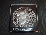 Click here to enlarge image and see more about item 2253: Fitz and Floyd Harvest Coll Metal Trivet