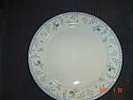 Click here to enlarge image and see more about item 2273: Farberware Prairie Crossing Dinner Plates