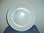 Johnson Bros. Unidentified Lt. Blue Wheat Spray Plates