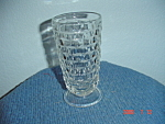 Click here to enlarge image and see more about item 2381: Whitehall Fostoria Indiana Glass Crystal/Clear Tea American Whitehall