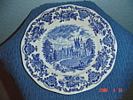 Click here to enlarge image and see more about item 246: Wedgwood Royal Homes of Britain Dinner Plate #2