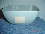 Click here to enlarge image and see more about item 2496: Pfaltzgraff Dazee Sky Serving Bowl