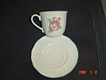 Noritake Epoch Market Day Cups and Saucers
