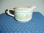 Click here to enlarge image and see more about item 2586: Lenox Temperware Fancy Free Creamer