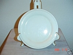 Lenox Gray Pattern Bread and Butter Plates