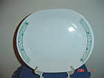 Corelle Green Winding Gate Oval Platters