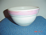 Click here to enlarge image and see more about item 2730: Treasure Craft Mirage Smallest Mixing Bowl ONLY