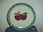 International Applejack Dinner Plates