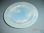 International 222 Fifth Cloud Nine Salad Plates