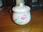 International Tableworks Light Wind Covered Sugar Bowl