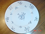 Click here to enlarge image and see more about item 2877: Royal Albert Greensleeves Dinner Plates