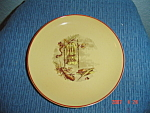 Click here to enlarge image and see more about item 2885: Harmony House Wayside Inn Dinner Plates