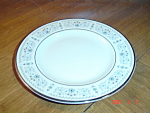 Click here to enlarge image and see more about item 28: Minton Beaumaris Bread and Butter Plate