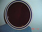 Click here to enlarge image and see more about item 2901: Gabriel Sweden 347 Dinner Plate