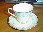 Click here to enlarge image and see more about item 29: Minton Beaumaris Cup and Saucer
