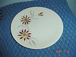 Click here to enlarge image and see more about item 3030: Grindley Crysanthemum Salad Plates