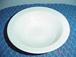 Click here to enlarge image and see more about item 17969: Adams White Empress Cereal Bowl(s)