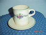 Pfaltzgraff Christmas Holly Joy Cups/Saucers
