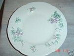 Click here to enlarge image and see more about item 3131: Pfaltzgraff Grapevine Dinner Plates