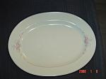 Pfaltzgraff Trousseau Large Oval Platter