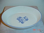 Pfaltzgraff Small Oval Veggie Bowl