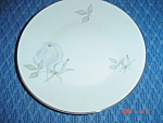 Click here to enlarge image and see more about item 32: Rosenthal Blue Roses Dinner Plates