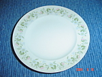 Click here to enlarge image and see more about item 337: Johann Haviland Forever Spring Bread Plate - Bavaria