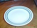 Corelle Classic Cafe Blue Salad Plates