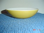 Centura Gold Coupe Cereal Bowl