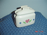 Corelle Quilt Napkin Holder