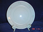 Corelle Calico Rose Dinner Plates