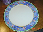 Sango Blueberry Sky Dinner Plates