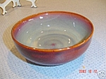 Click here to enlarge image and see more about item 4134: Sango Nova Brown Soup/Cereal Bowls