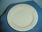 Corelle English Breakfast Flat Rimmed Soup Bowl