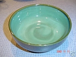 Sango Nova Green Serving Bowl