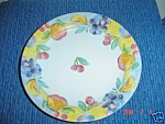 Corelle Fruit Basket/Fruit Too Salad Plates